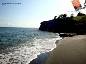 Mumtaheena Miah, MD grenada beach
